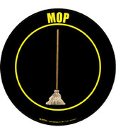Mop Floor Sign
