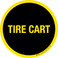 Tire Cart Floor Sign