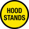 Hood Stands Floor Signs