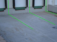 Exterior Loading Dock Virtual Tape