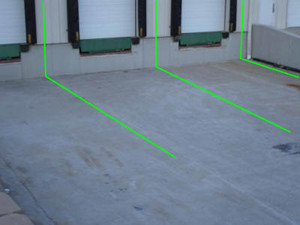 Exterior Loading Dock Virtual Tape