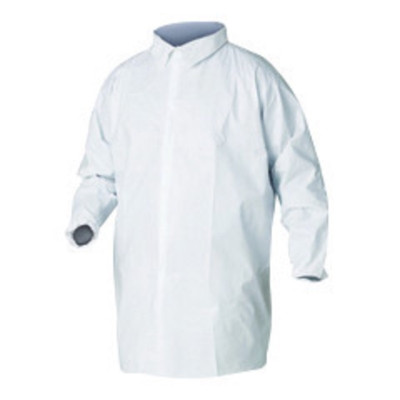 KleenGuard A20 - White Lab Coat