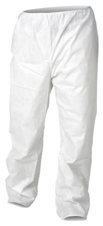 KleenGuard A20 Pants.  Elastic Waist - Loose Ankles