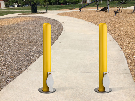Removable Bollards Many Safety Posts To Select From