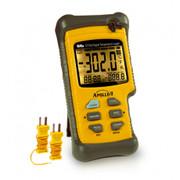 UEI Dual Input Digital Logging Thermometer