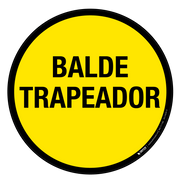 Balde Trapeador