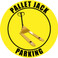 Pallet Jack Parking (Yellow) - Floor Sign