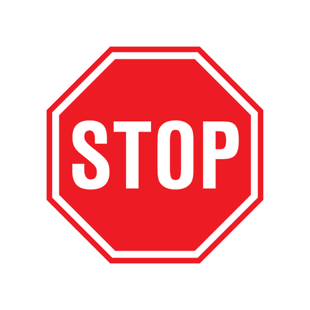 Virtual Stop Sign