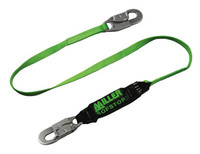 Miller HP Shock-Absorbing Lanyard with SofStop