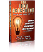 The Idea Generator (Book)