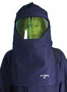 11 Cal HRC 2 FR Hood with Faceshield