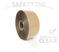 SafetyTac Clear Tape