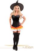 Daisy Corset Lavish 4 PC Witch Corset Costume