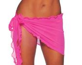 BodyZone Mesh Wrap - Neon Pink