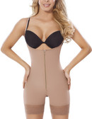 Moldeate Low Back Body Shaper - Brown
