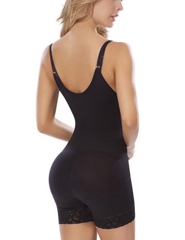 Moldeate Low Back Body Shaper - Black