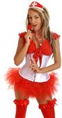 Daisy Corset 5Pc Sexy Nurse Costume