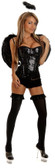 Daisy Corset 3Pc Sequin Dark Angel Costume