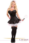 Daisy Corset Lavish 6 PC French Maid Costume