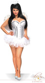 "Daisy Corset 4Pc ""Sweet Angel"" Costume"