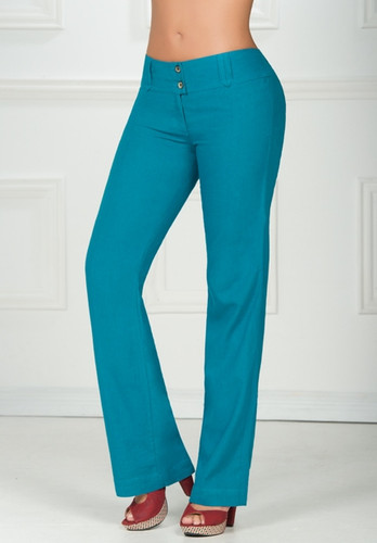 Ryocco Pants (2273) - Blue