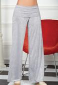 Ryocco Loose-Fitting Pants - Gray