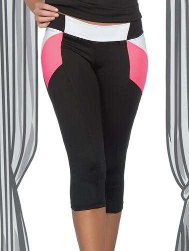 Ryocco Sporty Capri Pants
