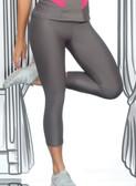 Ryocco Grey Leggings Sportswear