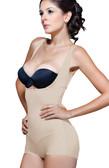 Vedette Lillian High-back Underbust Body Shaper - Nude