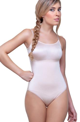 Vedette Maelia Control Slimmer Body Briefer - Nude