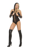Elegant Moments Opaque Cupless Teddy