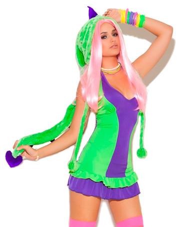 Elegant Moments 2Pc Dino Doll Costume