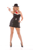Elegant Moments 4Pc Moolah Maven Costume Plus Size