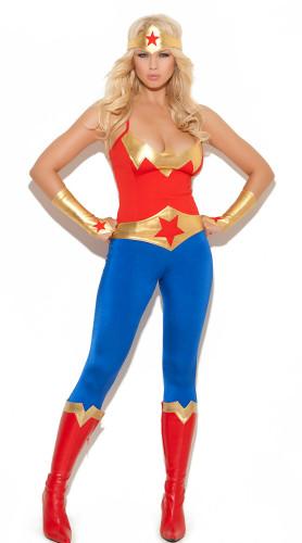 Elegant Moments 5Pc Super Hero Costume