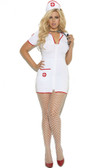 Elegant Moments 2Pc Head Nurse Costume Plus Size