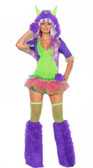 Elegant Moments 2Pc One Eyed Monster Costume