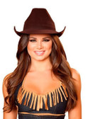 Roma Costume Cowgirl Hat