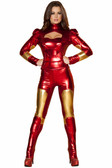 Roma Costume Hot Metal Mistress