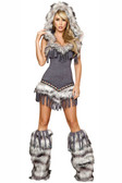 Roma Costume Native American Temptress