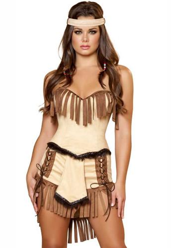 Roma Costume Indian Mistress