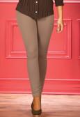 Ryocco Skinny Pants - Beige