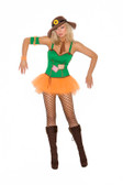 Elegant Moments Sunflower Scarecrow Costume