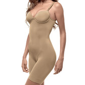 Lupo Seamless Body Compression Shaper w/cup