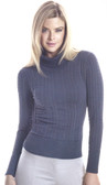 Lupo Seamless Pullover Turtle Neck