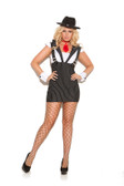 Elegant Moments Plus Size Machine Gun Greta Costume