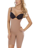 Moldeate Push Up and Tummy Control with Convertible Straps - Brown