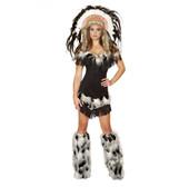 Roma Costume 1Pc Cherokee Princess