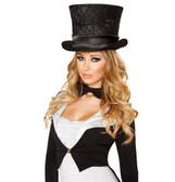 Roma Costume Deluxe Top Hat