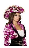 Roma Costume Precious Pirate Hat