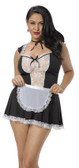 Escante Queen Chamber Maid Costume